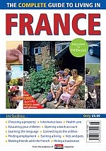 The Complete Guide to Living in France is 192 pages of essential advice and vocabulary for people seeking a new life in France, or have moved and want clear guidance in English.